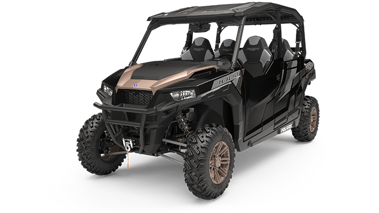 Polaris GENERAL 4 1000 EPS Ride Command Edition Black Pearl