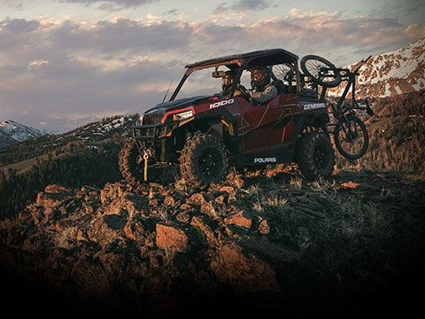 2020 Polaris GENERAL 1000 EPS Deluxe Rec SxS | Polaris