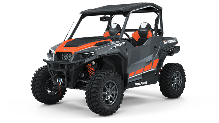 Polaris GENERAL XP 1000 Deluxe Stealth Gray