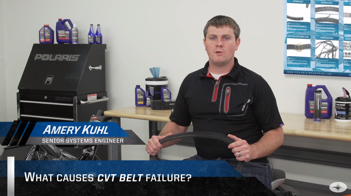 What Causes CVT Belt Failure