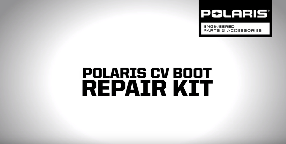 Polaris CV Boot Repair Kit