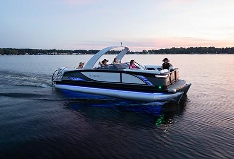 Incredible Sanpan Pontoon Boats Godfrey Pontoon Boats Alphanode Cool Chair Designs And Ideas Alphanodeonline