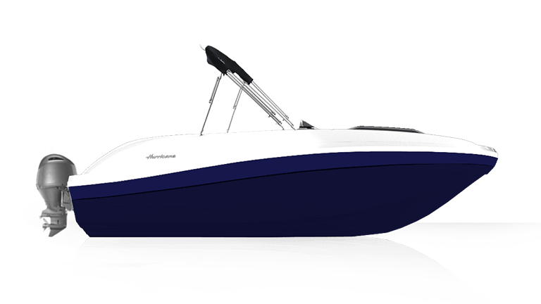 Hurricane Deck Boats by Series