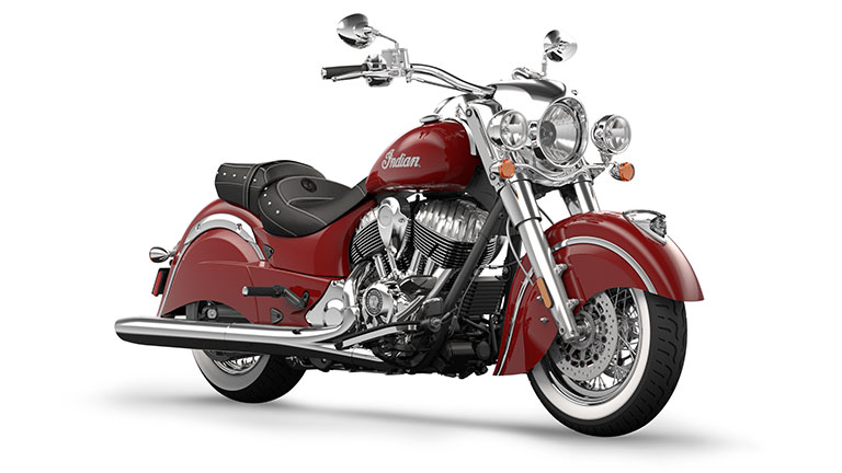 Indian Chief Classic Indian Red