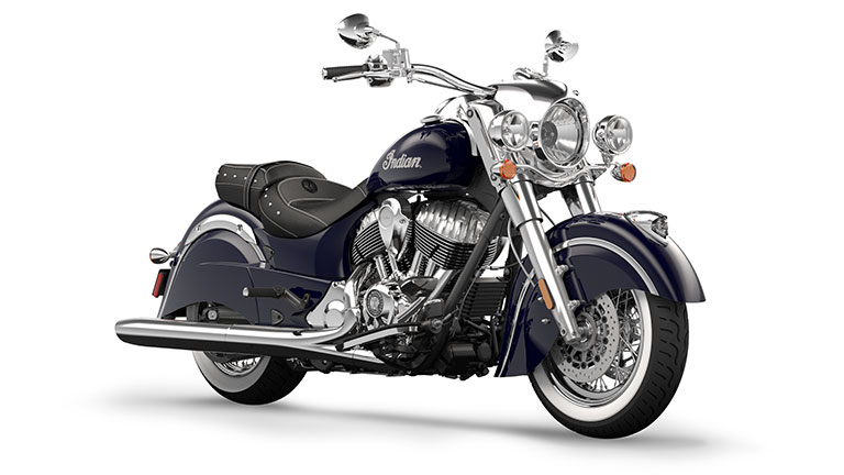 Indian Chief Classic Springfield Blue