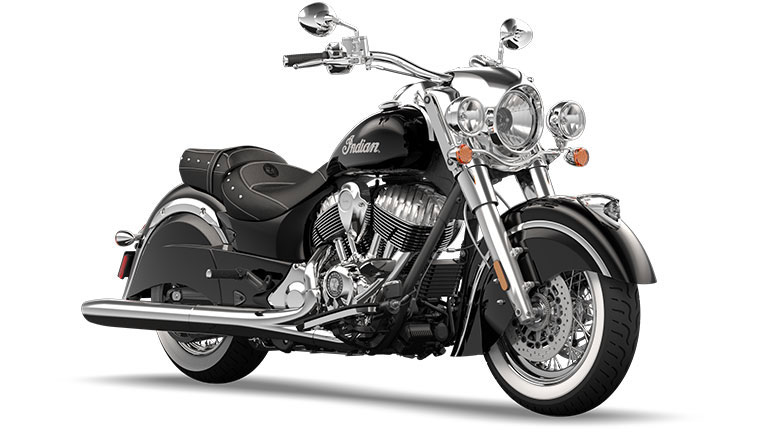 Indian Chief Classic Thunder Black