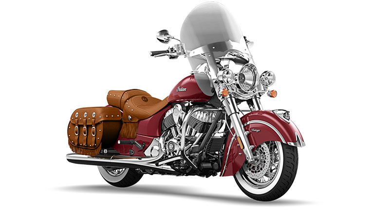 Indian Chief Vintage Indian Red