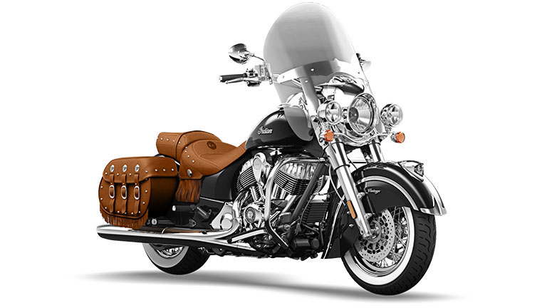 Indian Chief Vintage Thunder Black