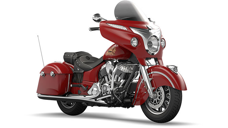 Indian Chieftain Indian Red