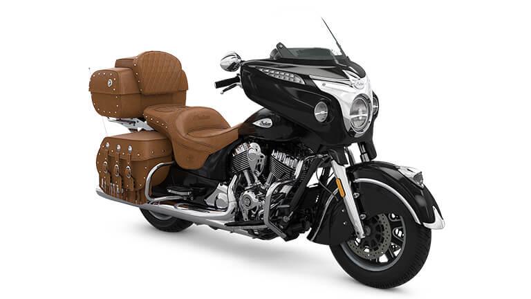 Indian Roadmaster Classic Thunder Black