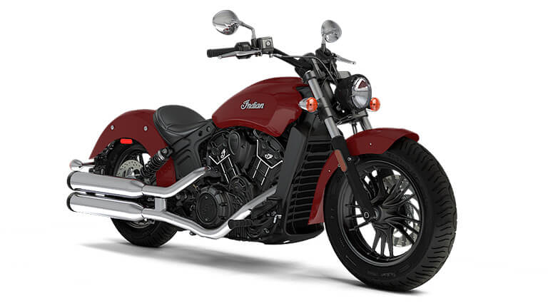 Indian Scout Sixty Indian Motorcycle­ Red