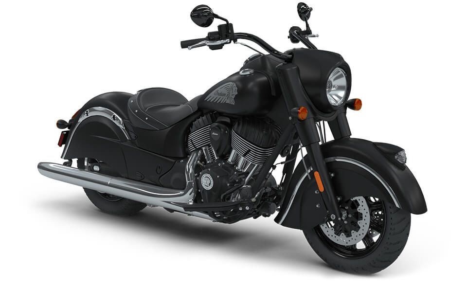 Indian Chief Dark Horse Thunder Black Smoke