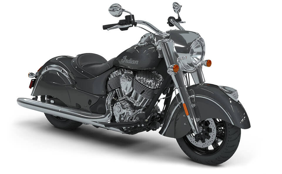 Indian Chief Steel Gray