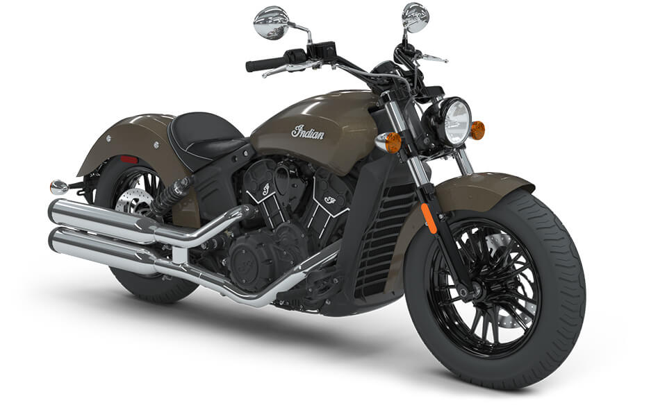 Indian Scout Sixty Polished Bronze
