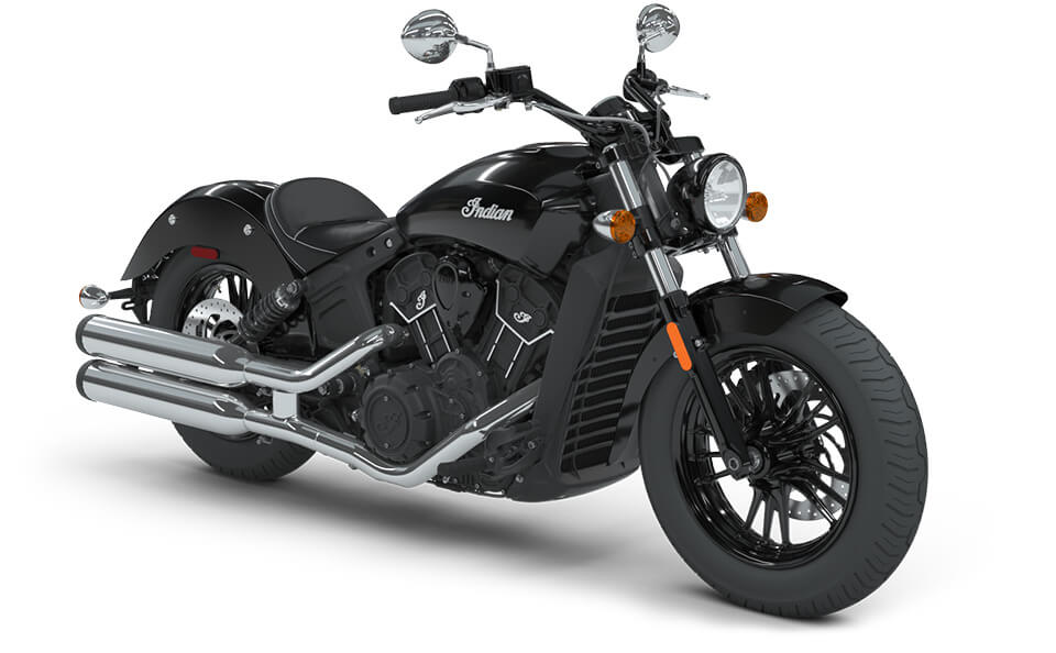 Indian Scout Sixty Thunder Black