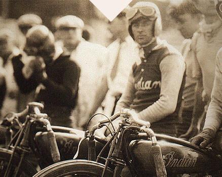 flat track race