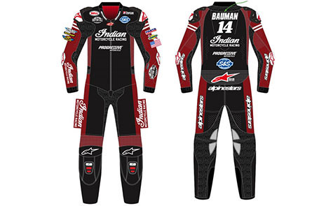 Indian Motorcycle Racing Announces 2019 Sponsors For American Flat Track Factory Team