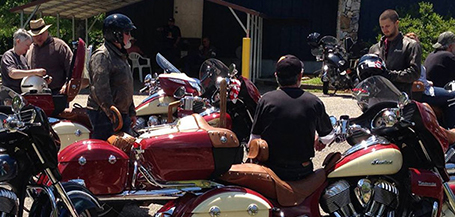 Indian Motorcycle Riders Group