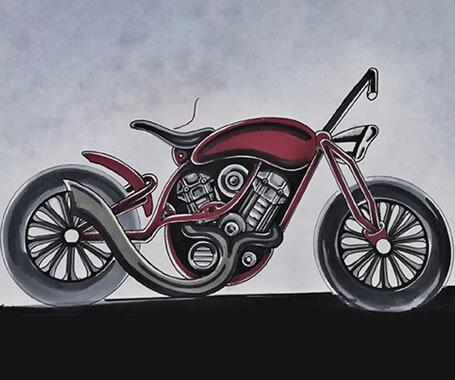 Name of Bike