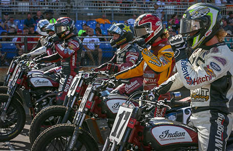 Indian Motorcycle Racing's 2019 Contingency Program Offers $18,500 Per Race & $25,000 Championship Bonus