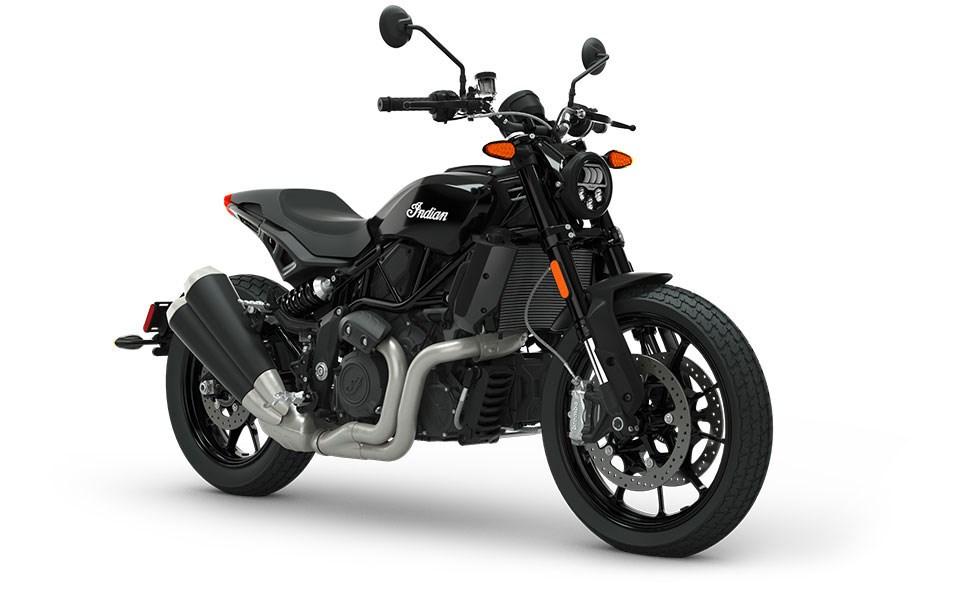 FTR 1200 Thunder Black