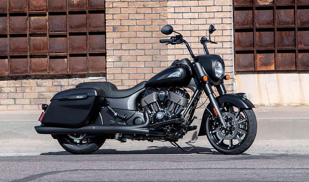 Motorcycle Dealer Near Me >> 2020 Indian Springfield Dark Horse Motorcycle | Indian Motorcycle Canada