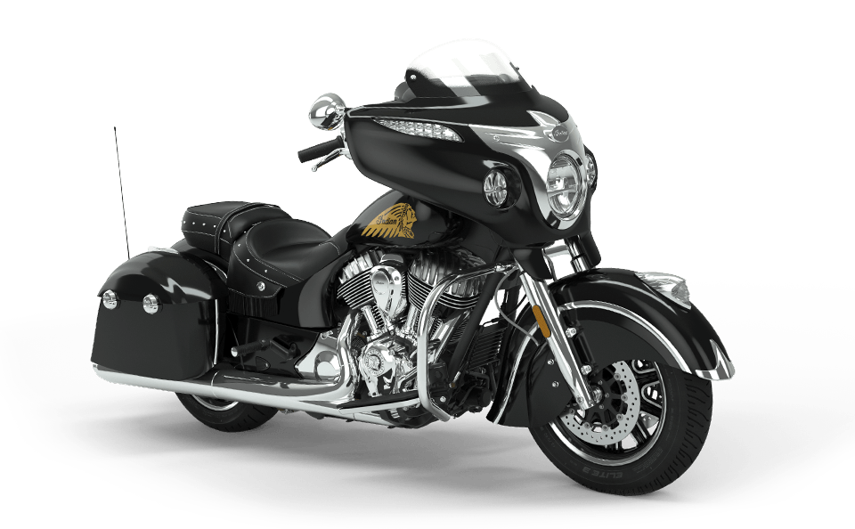 Chieftain Classic Thunder Black