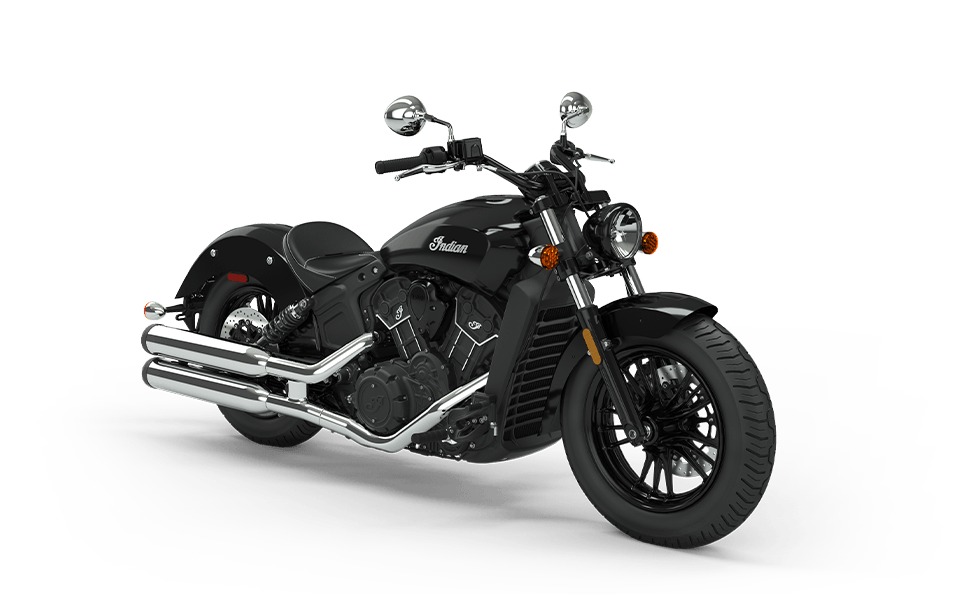 Scout Sixty Thunder Black
