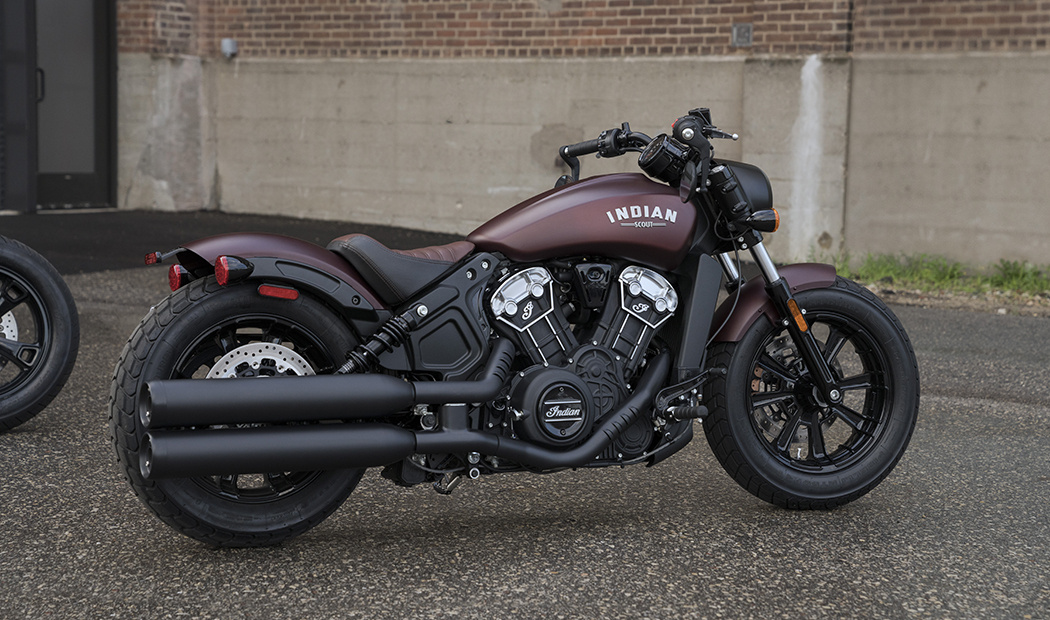 2021 Indian Scout Bobber Motorcycle