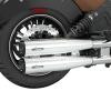 Stage 1 Shorty Slip-On Muffler Kit - Chrome - Image 2 of 4
