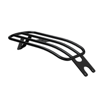 Solo Luggage Rack - Thunder Black