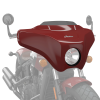 Quick Release Fairing - Indian Motorcycle® Red - Image 5 of 5