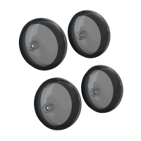 Front and Rear Turn Signals in Smoke, 4 Pack