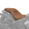 All-Weather Vinyl Sport Seat, Tan - Image 4 of 4