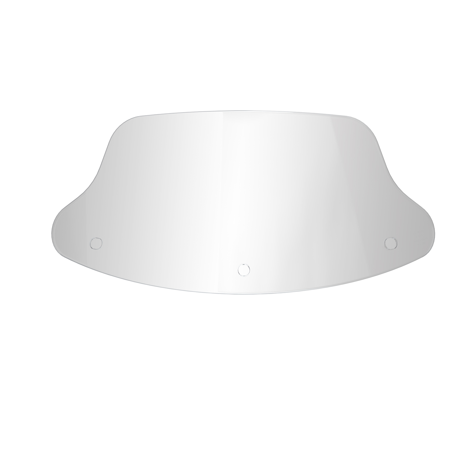 5 in. Windshield for Quick Release Fairing - Tinted