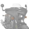 7 in. Windshield for Quick Release Fairing - Tinted - Image 4 of 4
