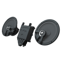 Powerband 6 1/2 Saddlebag Speakers