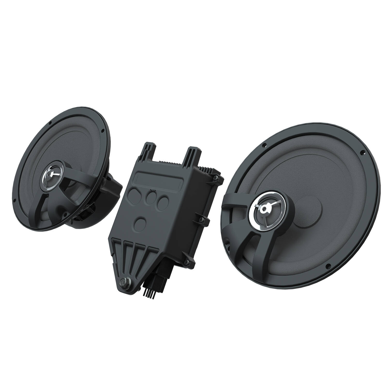 Powerband 6 1/2 Saddlebag Speakers