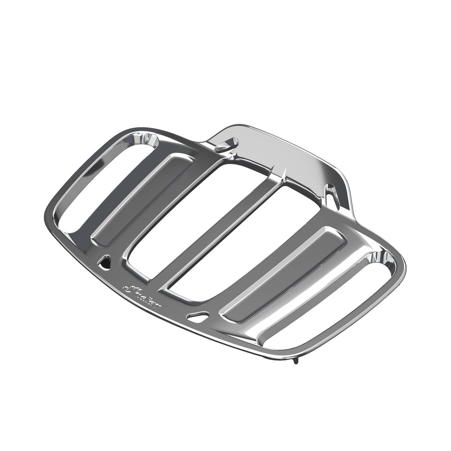 Trunk Rack - Chrome