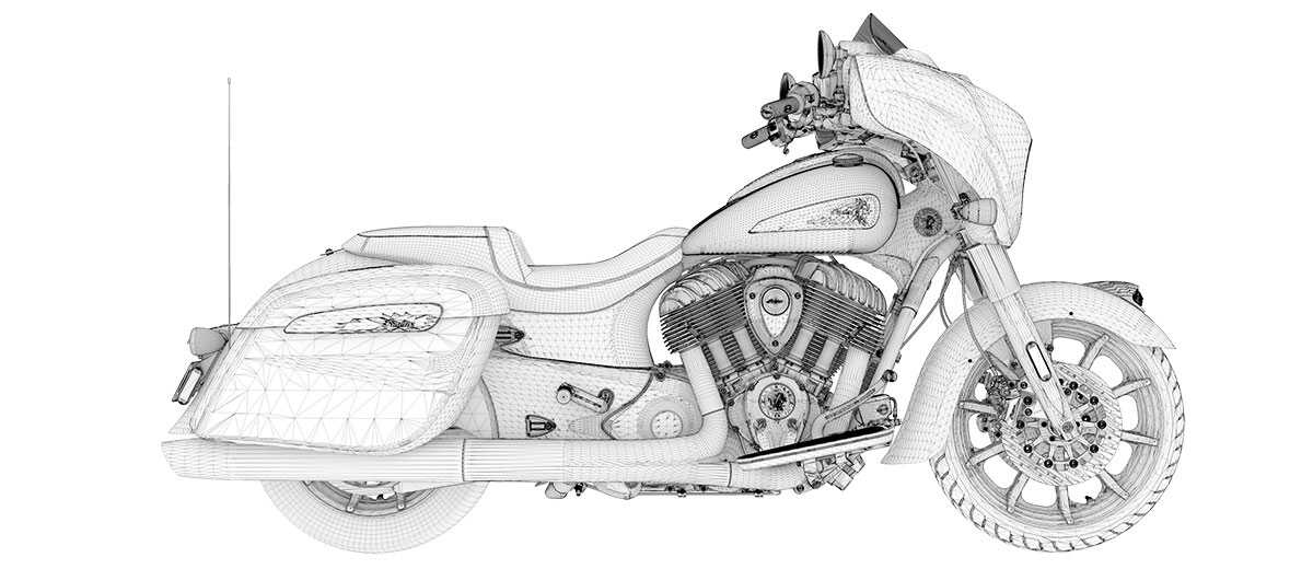 1948 Indian Motorcycle Engine Diagram