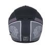 Route Modular (Flip-Up) Indian Motorcycle® Helmet, Black - Image 3 de 6