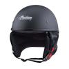 Elite Half Helmet, Black - Image 1 de 3