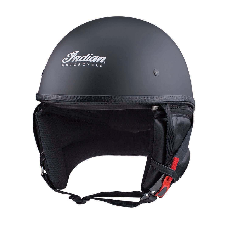 Elite Half Helmet, Black