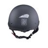 Elite Half Helmet, Black - Image 3 de 3