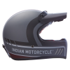 Adventure Helmet with Matte Stripe, Gray/Red  - Image 3 of 15