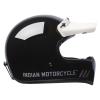 Adventure Helmet, Glossy Black - Image 2 of 16