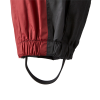 Two-Piece Waterproof and Breathable Rainsuit, Black/Red - Image 4 of 7