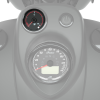 Black Dial Face Fuel Gauge - Image 3 of 3