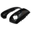 PowerBand Audio Saddlebag Speaker Lids - Thunder Black - Image 1 of 4