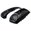PowerBand Audio Saddlebag Speaker Lids - Thunder Black - Image 2 of 4